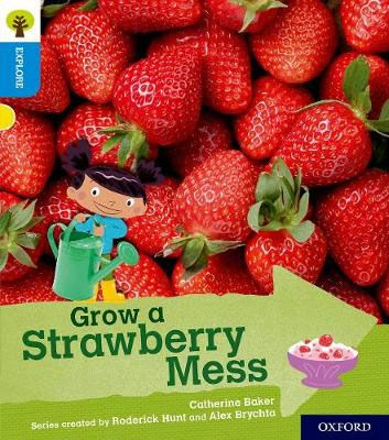 Grow a Strawberry Mess Badger Learning