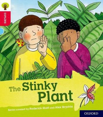 Stinky Plant Badger Learning