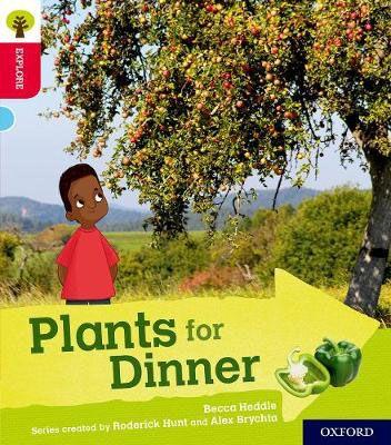 Plants for Dinner Badger Learning