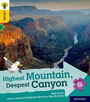 Highest Mountain, Deepest Canyon Badger Learning