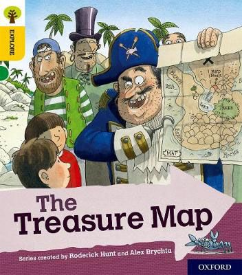 Treasure Map Badger Learning