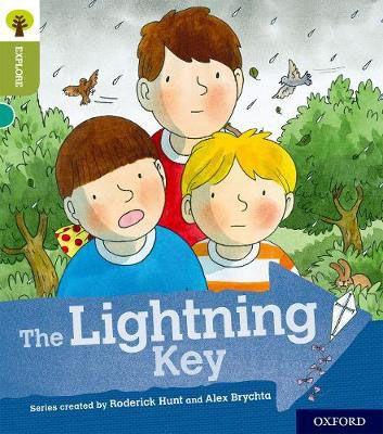 Lightning Key Badger Learning