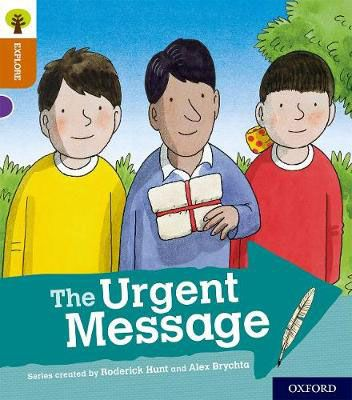 The Urgent Message Badger Learning