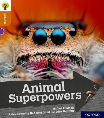 Animal Superpowers Badger Learning