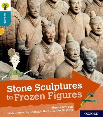 Stone Sculptures to Frozen Figures Badger Learning