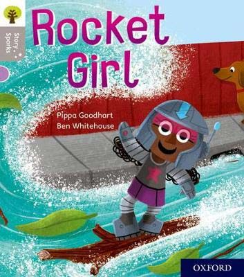 Rocket Girl Badger Learning