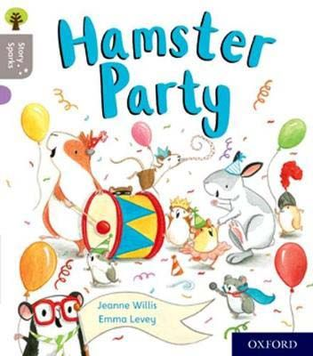 Hamster Party Badger Learning