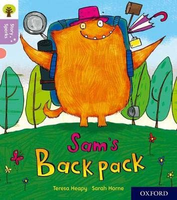 Sam's Backpack Badger Learning