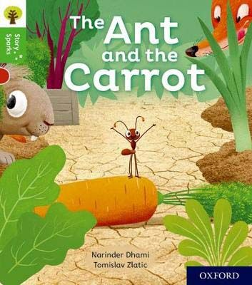 Ant & Carrot Badger Learning