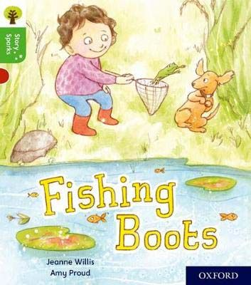 Fishing Boots Badger Learning
