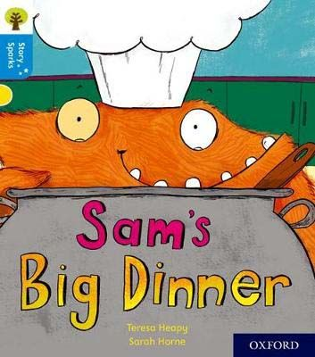 Sam's Big Dinner Badger Learning