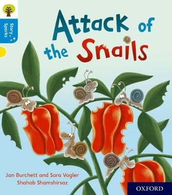 Attack of Snails Badger Learning