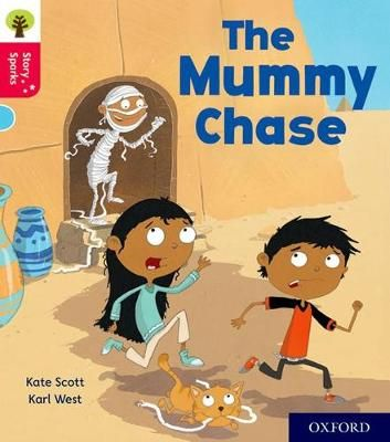 The Mummy Chase Badger Learning
