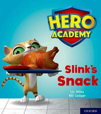 Slink's Snack Badger Learning