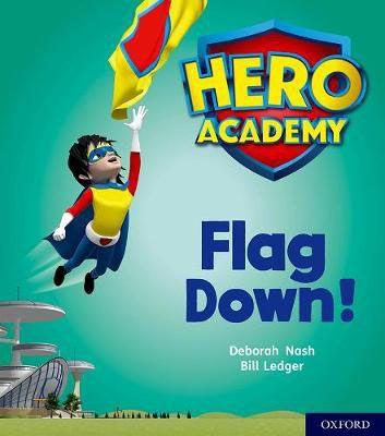 Flag Down! Badger Learning