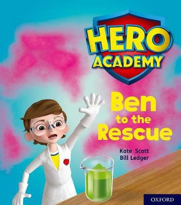 Ben to the Rescue Badger Learning
