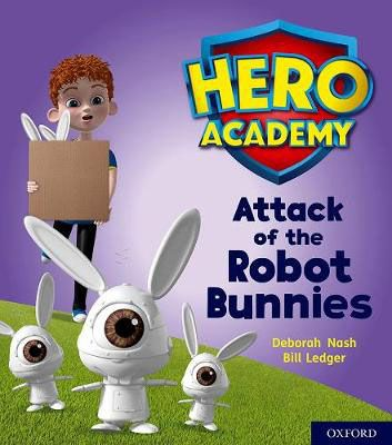 Attack of the Robot Bunnies Badger Learning