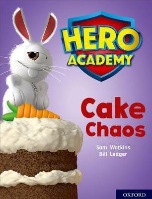 Cake Chaos Badger Learning