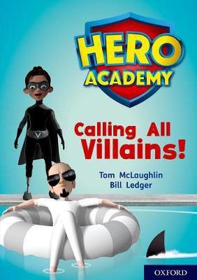 Calling All Villains! Badger Learning