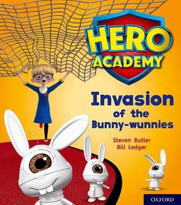 Invasion of the Bunny-wunnies Badger Learning