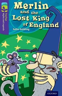 Merlin & the Lost King of England Badger Learning