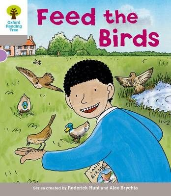 Feed the Birds Badger Learning