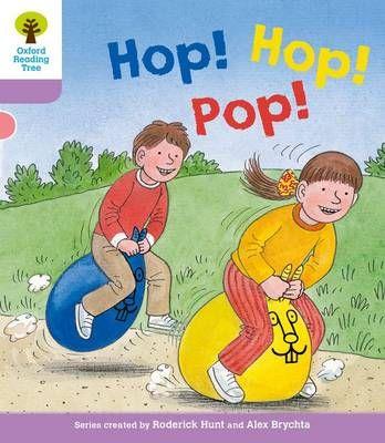 Hop, Hop, Pop! Badger Learning