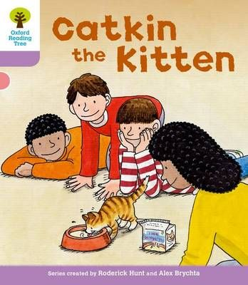 Catkin the Kitten Badger Learning
