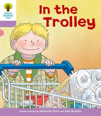 In the Trolley Badger Learning