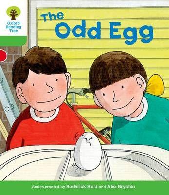 The Odd Egg Badger Learning