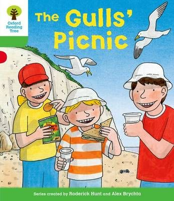 The Gull's Picnic Badger Learning