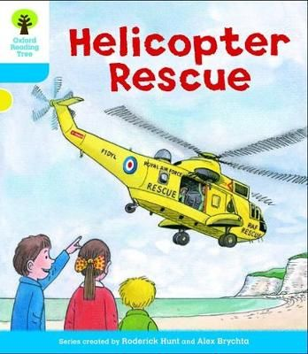 Helicopter Rescue Badger Learning
