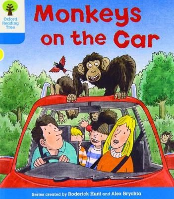 Monkeys on the Car Badger Learning