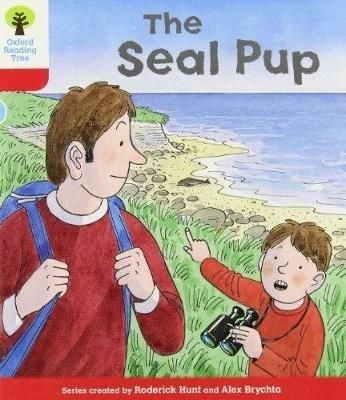 The Seal Pup Badger Learning