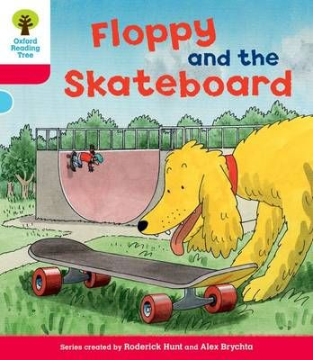 Floppy and the Skateboard Badger Learning