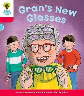 Gran's New Glasses Badger Learning