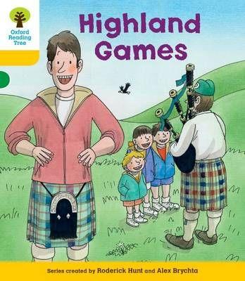 Highland Games Badger Learning