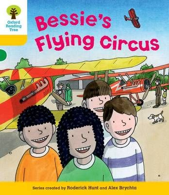 Bessie's Flying Circus Badger Learning