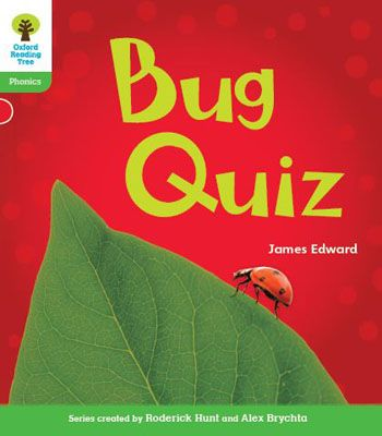Bug Quiz Badger Learning