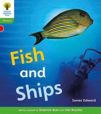 Fish & Ships Badger Learning