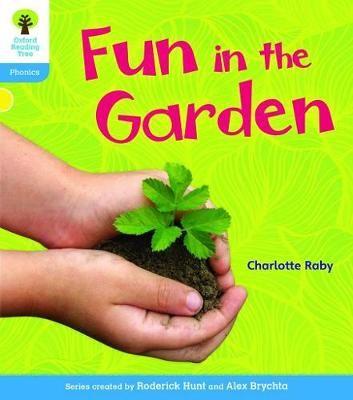 Fun in the Garden Badger Learning