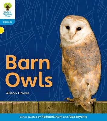 Barn Owls Badger Learning