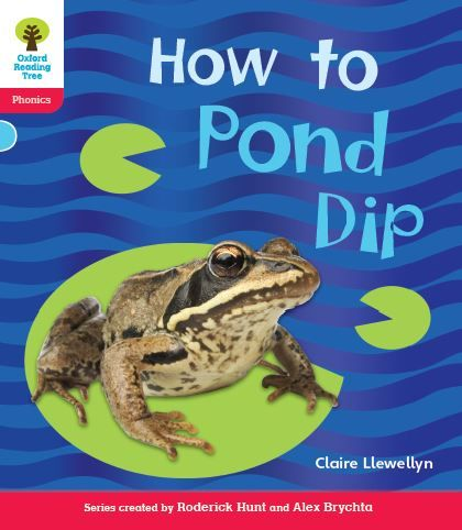 How to Pond Dip Badger Learning