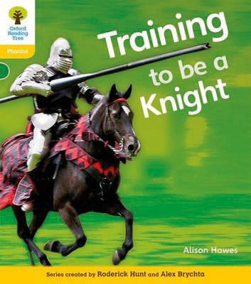 Training to be a Knight Badger Learning
