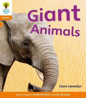 Giant Animals Badger Learning