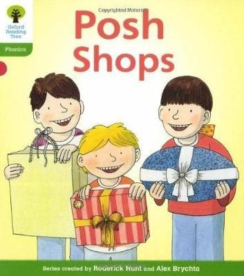 Posh Shops Badger Learning