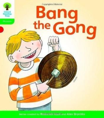 Bang the Gong Badger Learning