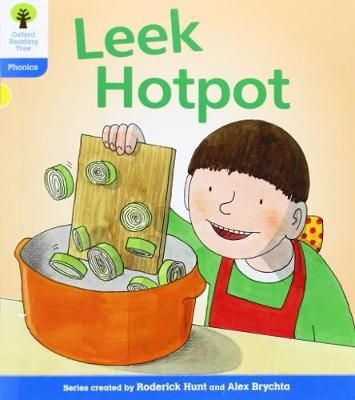 Leek Hotpot Badger Learning