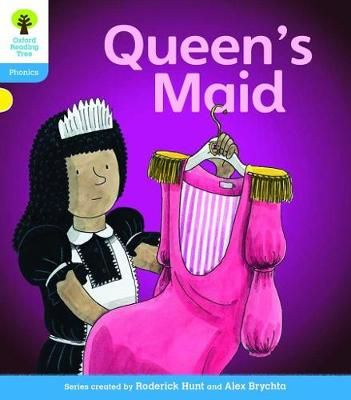 Queen's Maid Badger Learning
