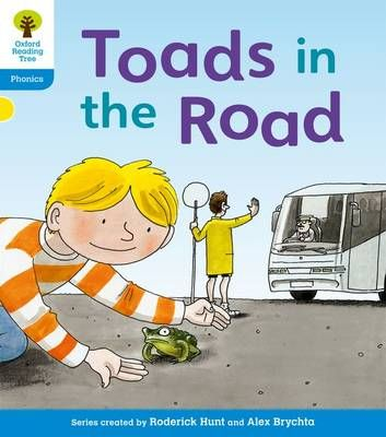 Toads in the Road Badger Learning